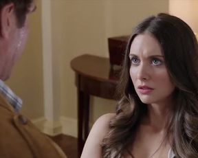Sexy Alison Brie Sexy - Get Hard (2015) TV show scenes