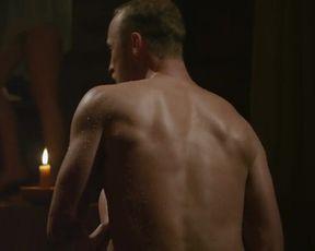 Hot actress Joanna Lamb naked - The Lost Legion (2014)