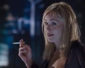 Hot scene Sharon Stone nude – Basic Instinct 2 (2006)