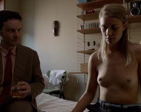 Hot actress Sara Hjort Ditlevsen, Hadewych Minis Nude - Borgman (2013)