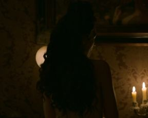 Actress Skye Hallam Nude - The Alienist s01e01 (2018) Nudity and Sex in TV Show