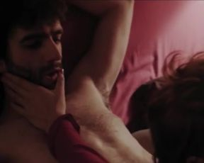 Hot actress Adriana Da Fonseca Nude - Even Lovers Get The Blues (BE 2016)