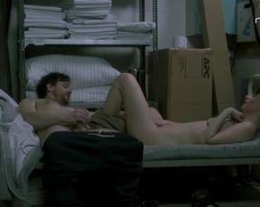 Hot scene Effi Rabsilber Nude - Nackt (2016)