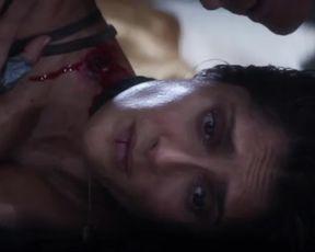 Sexy Salma Hayek Nude - Everly (2014)