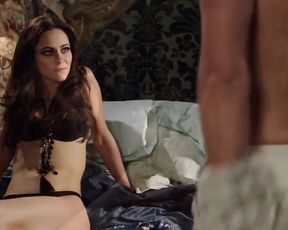 Sexy Alexandra Park Sexy - The Royals (2015) TV show scenes