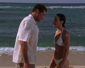 Sexy Alexandra Paul Sexy - Baywatch Hawaiian Wedding (2003) TV show scenes