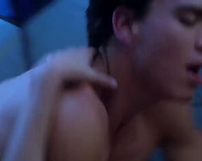Hot actress Jill Evyn Nude - Axe Giant. The Wrath of Paul Bunyan (2013)