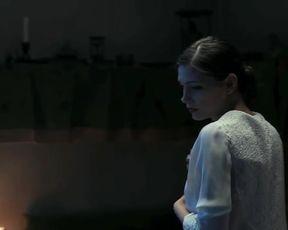 Hot actress Iulia Verdes Nude - Brâncusi Din Eternitate (RO 2014)