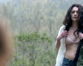 Sexy Hannah Fierman, Christen Orr Nude - The Unwanted (2014)