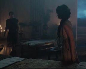 Hot scene Genevieve Aitken Nude - Roman Empire - Reign Of Blood s01e04 (US 2016)