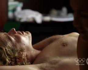 Hot scene Jane Harber Nude - Offspring s04e10 (2013)