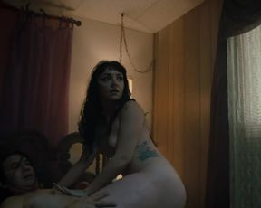Actress Megan Stevenson - Get Shorty S01 E03 (2017) TV Show Sex Scenes