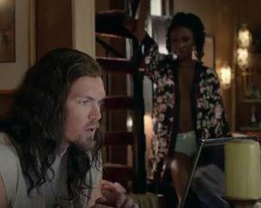 Actress Shanola Hampton, etc Nude - Shameless S05 BR (2015) TV Show Sex Scenes