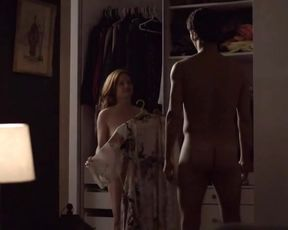 Hot scene Catherine Brunet Nude - Marche à L Ombre s01e08 (CA 2015)