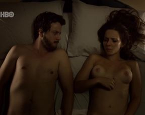 TV show scene Leticia Tomazella nude - O Negocio S02E05 (2014)