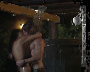 America Olivo Nude - Circle (2010)