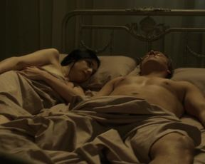 Celebrity Lesbian Video - Marta Flich, Veronica Bacorn - Vampyres (2015)