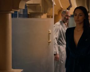 Actress Moran Atias Sexy - Tyrant s01e03 (2014) Nudity and Sex in TV Show
