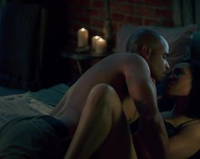 Actress Dawn-Lyen Gardner Sexy - Queen Sugar s02e13 (2017) TV Show Sex Scenes