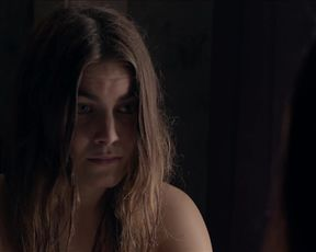 Hot scene Charlotte Best - Alone (2015)