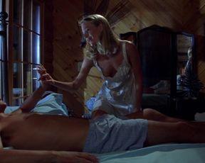 Natasha Henstridge, Sarah Wynter, Raquel Gardner nude - Species II (1995)
