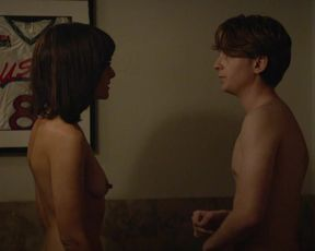 Naked scene Frankie Shaw Nude - SMILF s01e08 (2017) TV show nudity video