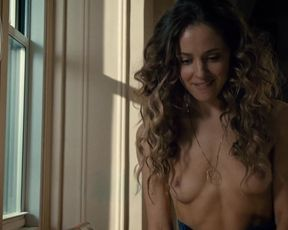Actress Margarita Levieva - The Deuce s01e01 (2017) Nudity and Sex in TV Show