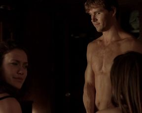 Actress C.C. Sheffield Nude - True Blood s03 (2010) Nudity and Sex in TV Show