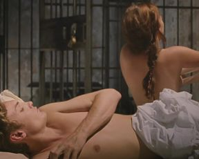 Sexy Yael Stone nude - Jailbirds (2011)