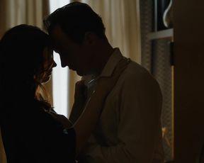 Hot scene Alexandra Breckenridge nude - Zipper (2015)