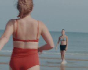 Hot celebs video Rebecca Spence, Jessie Pinnick, Malic White Nude - Princess Cyd (2017)