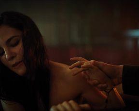 TV show scene Martha Higareda Nude - Altered Carbon s01e09 (2018)