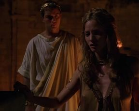 Sienna Guillory Nude - Helen of Troy (2003)