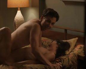 Hot scene Lizzy Caplan, Rachelle Dimaria, Amanda Quaid, etc. Nude - Masters of Sex (2016)