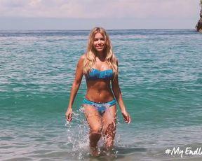 Hot scene Sylvie Meis nude - Hunkemoller Final Collection Pt. 2 (2016)