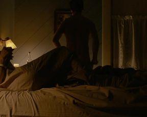 Hot scene Lynn Collins nude - Lost in the Sun (2015)