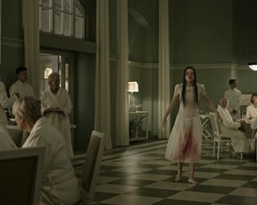 Mia Goth, Annette Lober - A Cure For Wellness (2016)