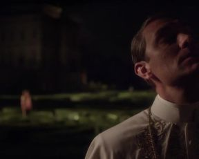 Hot actress Olivia Macklin, etc Nude - The Young Pope s01e07-08 (2016)
