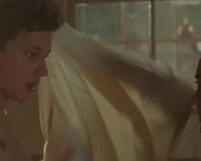 Naked scene Hedda Stiernstedt, Karin Franz Korlof Nude - Var Tid Ar Nu s01e01-e03 (2017) TV show nudity video