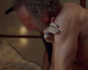 Actress Zuzana Stivinova, Anita Krausova Nude - Pustina s01e01-04 (2016) TV Show Sex Scenes