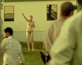 Claire van der Boom - Constantine s01e09 (2015) celebs hot scene