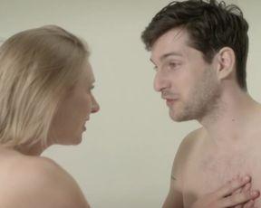 Catherine Jandrain - Amour (2015) celebs hot video scene