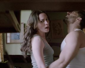 Rebecca Hall hot -_Tumbledown (2015) Sexy Scene
