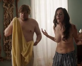 Stephanie Allynne nude - People_Places_Things (2015) Topless Episode