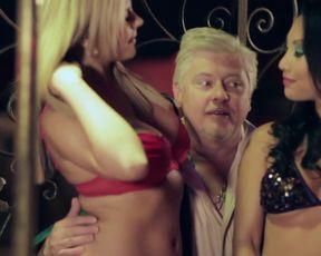 Bree_Olson, Mindy_Robinson, Tera_Patrick, Missy_Martinez naked - Live Nude Girls (2014) Strip Scene
