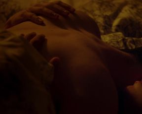 Hannah Hoekstra, Maura Foley - The Canal (2014) celebrity topless scenes