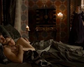 Iazua Larios, Meritxell Calvo - Carlos Rey Emperador s01e07 (2015) celeb nude videos