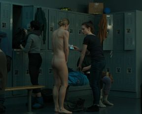 Megan_Dickinson_-_Flesh_and_Bone_s01e01 (2015) FF Nude Episode