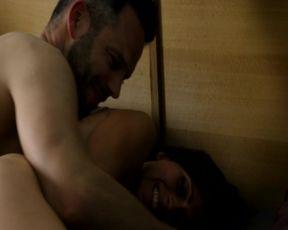 Nele Kiper -Nicht mein Tag (2014) Celebs hot movie scene