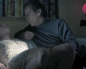 Alana Kerr Collins - Rachel 9000 (2014) celebs hot scene